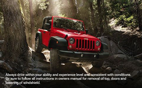 Jeep Capabilities - 4x4 Off Road Guides