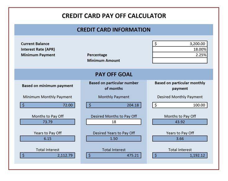 38 best Safari Magic by Haywardu0027s images on Pinterest Safari - credit card payoff calculator