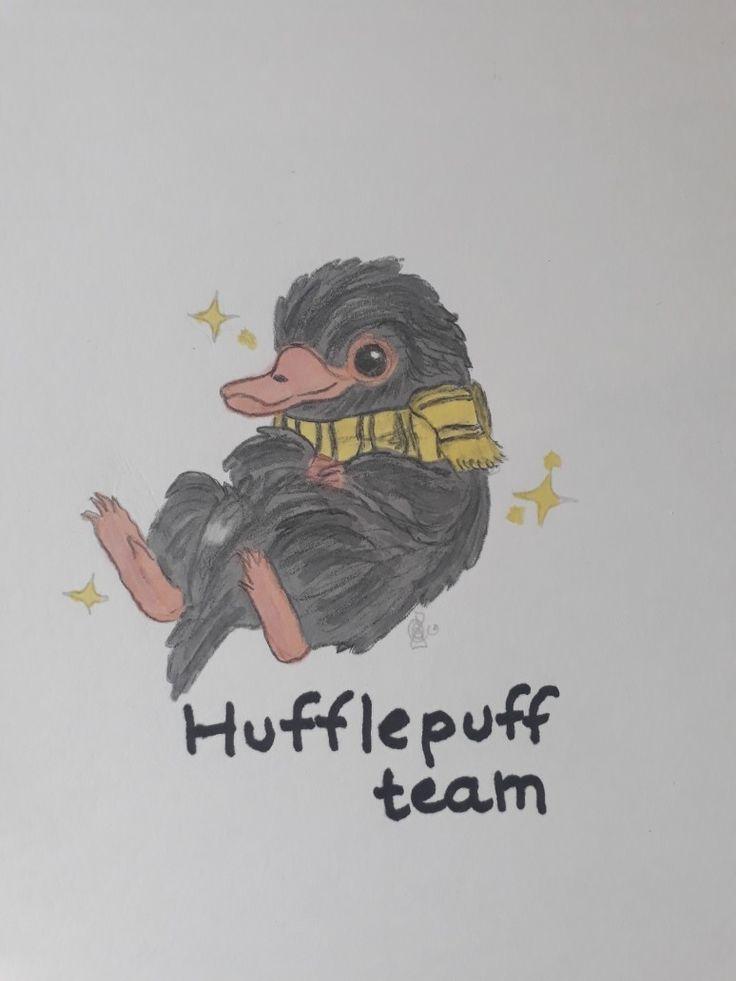 Niffleur poufsouffle ! / Niffler Hufflepuf en 2020 ...
