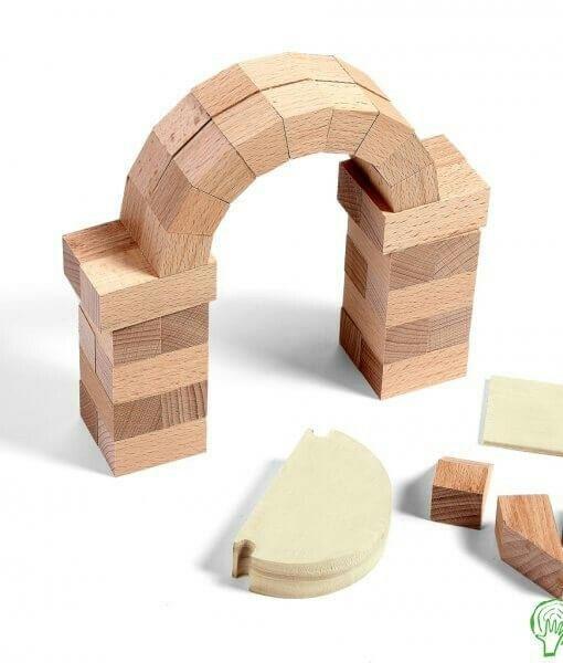Costruire un arco in legno senza colla? I romani lo sapevano fare. Volete provarci?