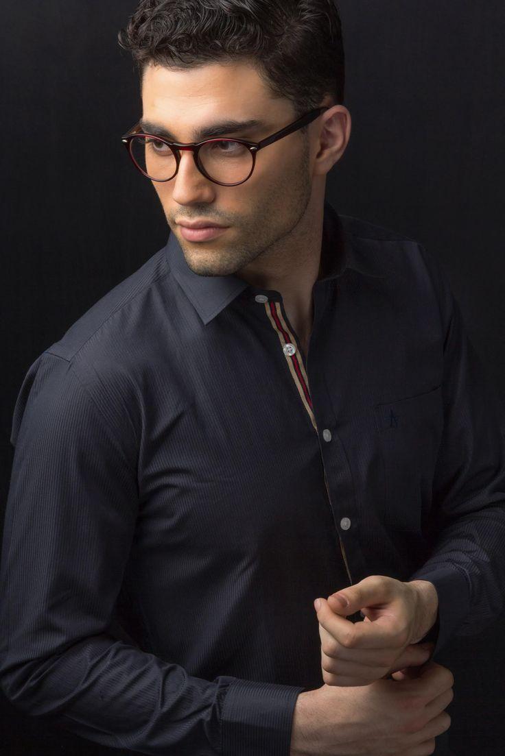 Model- David Project-  Azianno Shirts