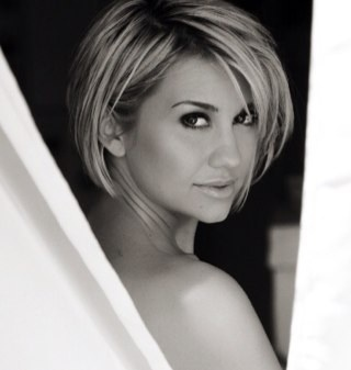 If I ever have the balls to cut my hair short, I wouldn't cut itany other way! #cutestcutever