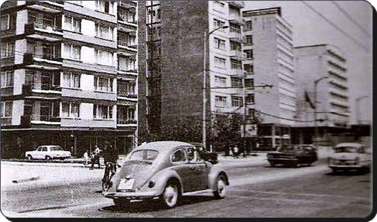 Mecidiyeköy - 1970'ler