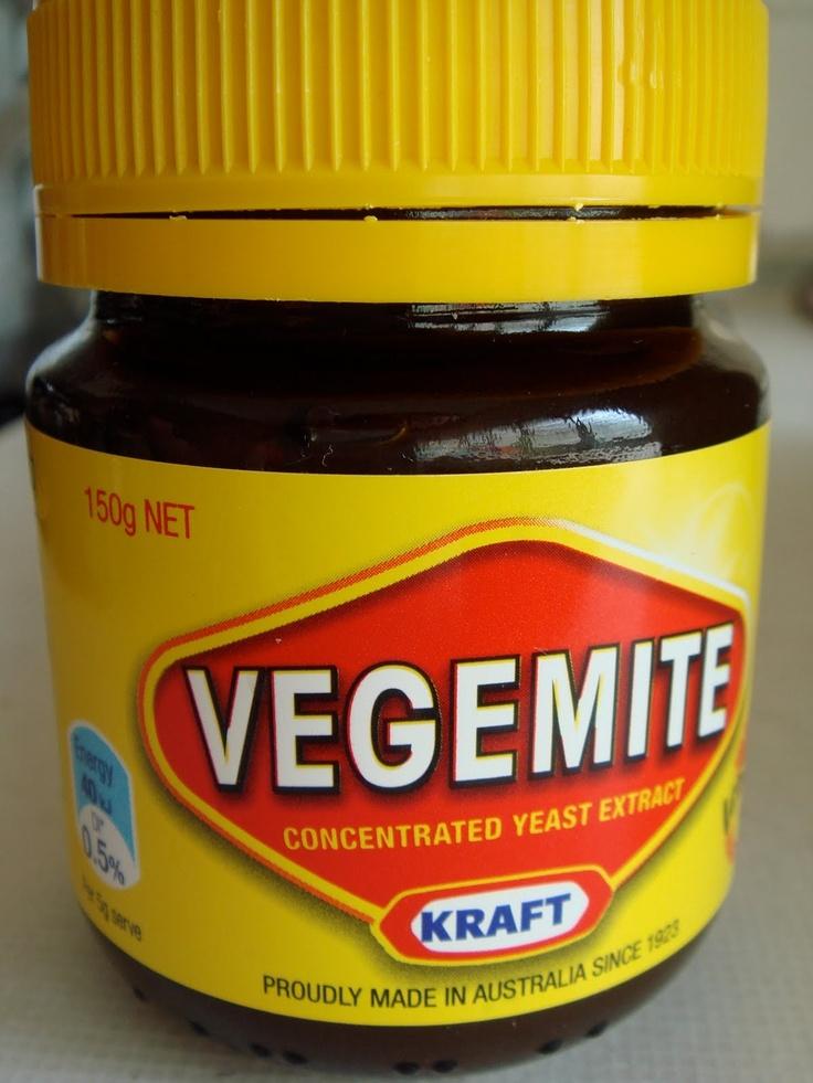 SUCCESSFULLY eat Vegemite