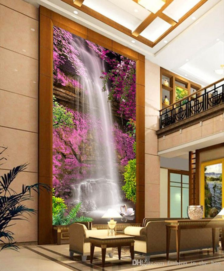 Take a look in 15 magnificent 3D wallpaper for adding allure to the house.