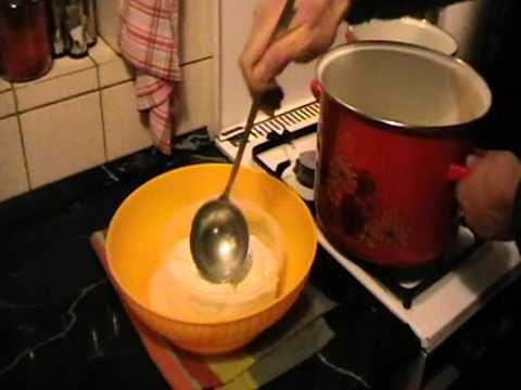 Füstölt sajt készítés házilag - 2012