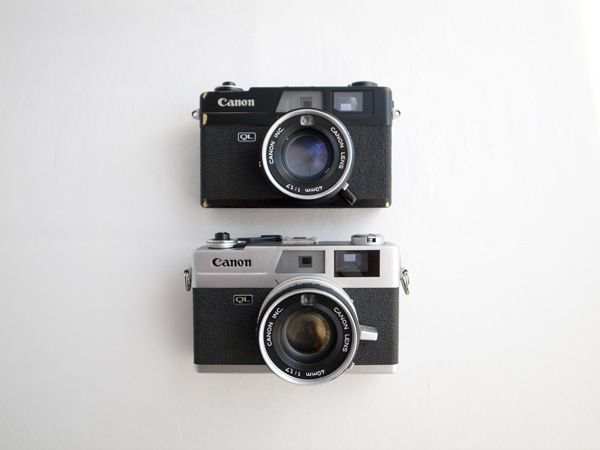 The basics for those of you thinking of starting to shoot with film.