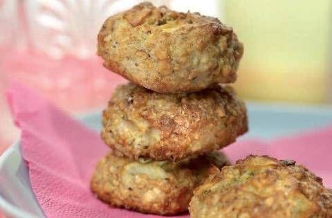 Biscotti giganti alle nocciole senza glutine