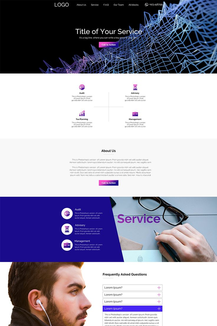 Mejores 109 imágenes de PSD Web Templates en Pinterest | Plantilla ...