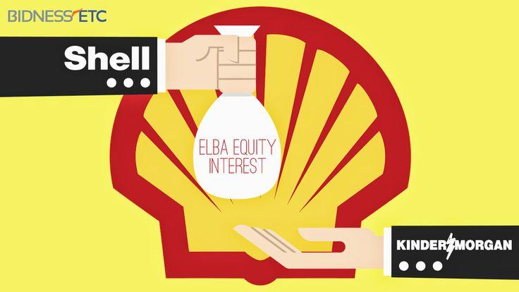 Royal Dutch Shell plc To Sell 100% Elba Equity Interest To Kinder Morgan Inc