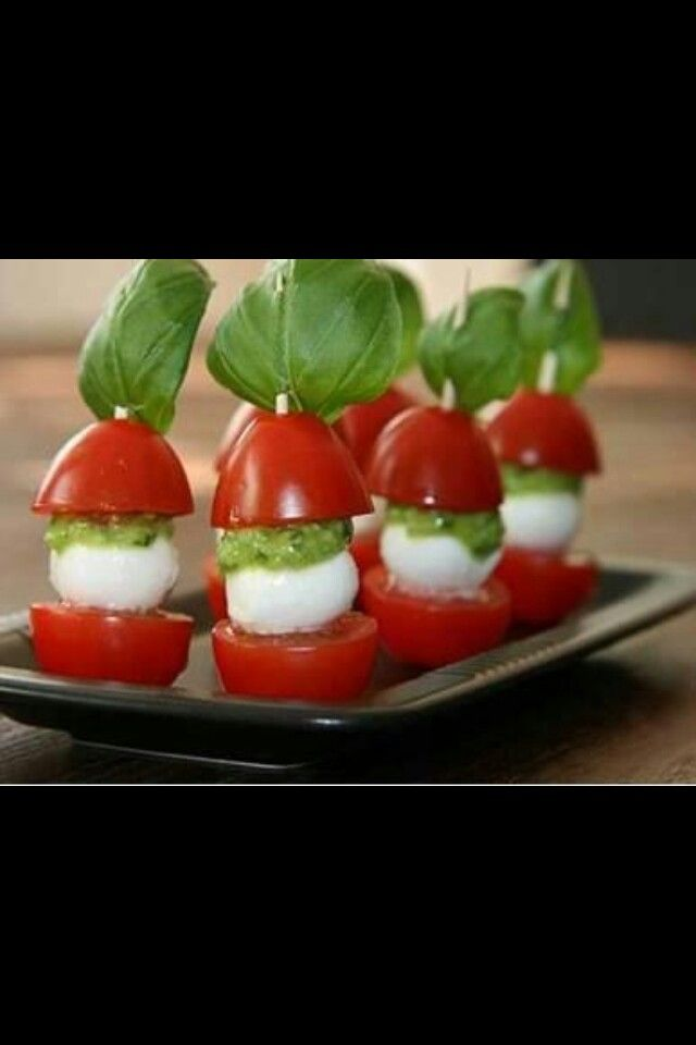 Tomate Mozzarella Pesto