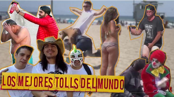 LOS MEJORES TROLLS DEL MUNDO!!! 1 | Bromas Pesadas, Calzon chino| Estaci...