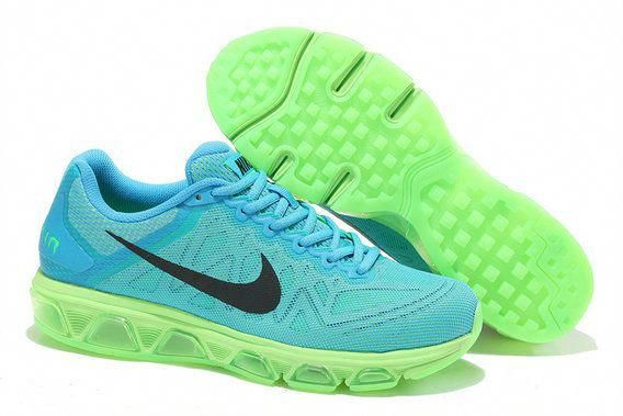 best cheap 4c8a0 b5a06 Fashion 2018 Nike Air Max Tailwind 7 VII Hyper Blue Lagoon Poison Green