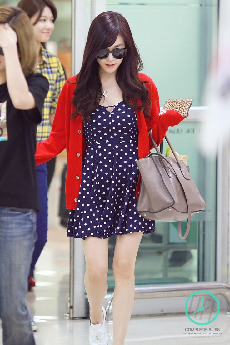 Snsd Tiffany Airport Fashion Pinterest Snsd And Airports