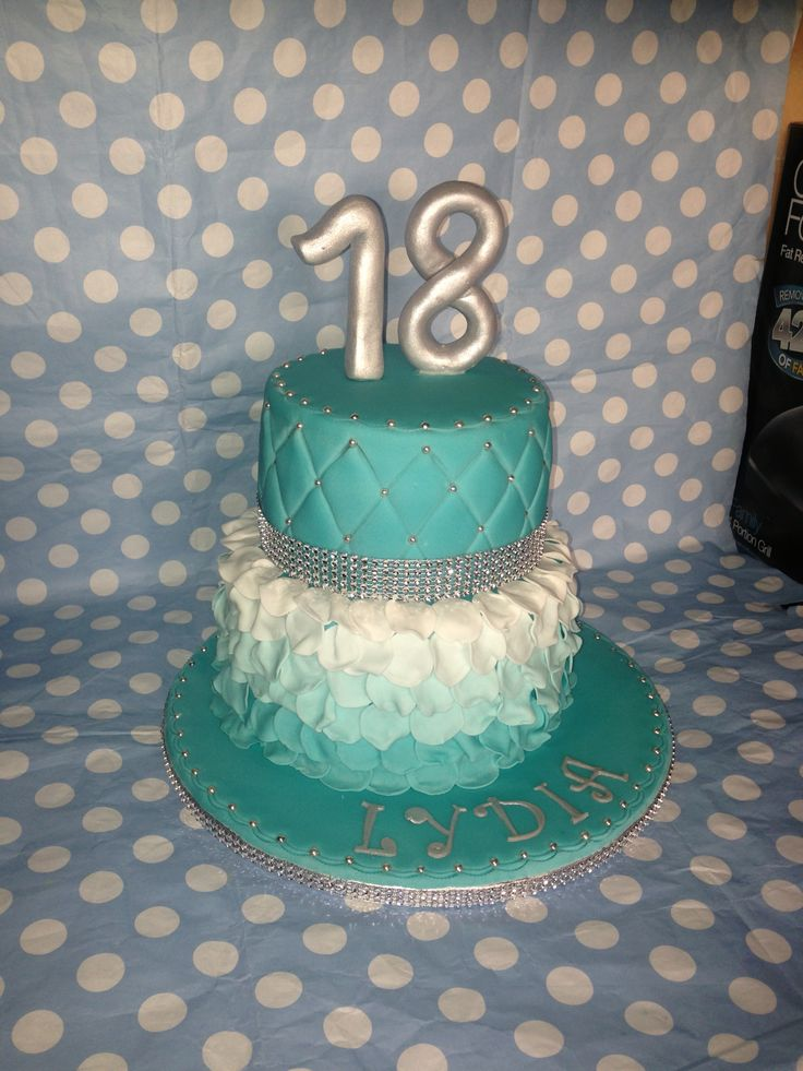 Best 25 18th Birthday Cake Ideas On Pinterest 18th Cake