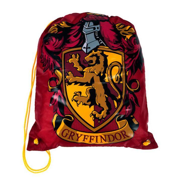 Universal Studios Wizarding World of Harry Potter Crest Hufflepuff Backpack New