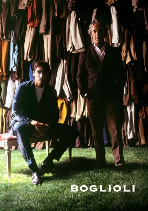 If you need a coat/jacket, go straight to Boglioli.....artigiano.