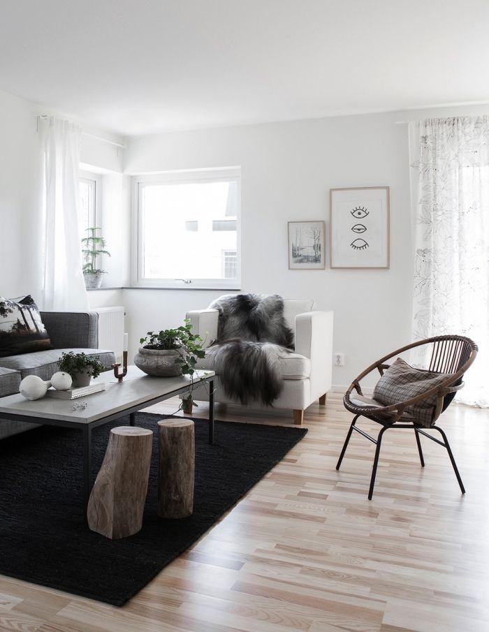 ▷ 1001 + idées déco salon cocooning de style hygge | salon | Cosy ...