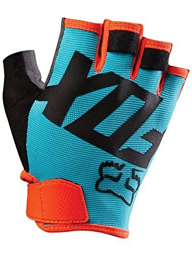 Fox Racing 2016 Men's Ranger Short Finger MTB   BMX Cycling Gloves - 13225 (Aquamarine - L) Learn more by visiting the image link.