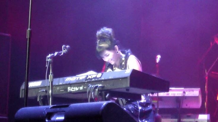 Keiko Matsui performs What's Going On live on the Dave Koz Cruise
