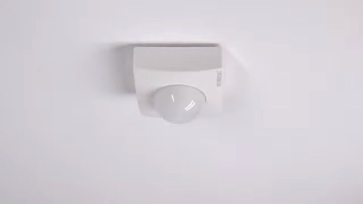 How To Install Indoor Motion Sensor IS 3360 From Steinel Germany