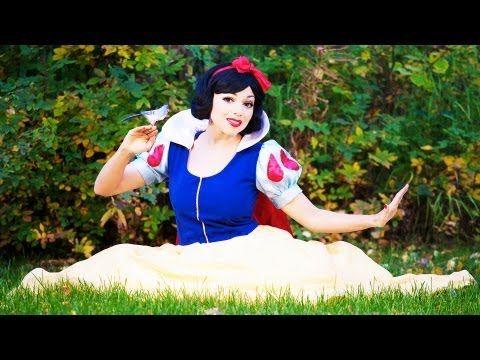 Snow White Makeup Tutorial by my fave Makeup Guru Charis (Charisma Star TV)!