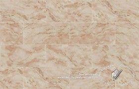 Textures Texture seamless   Jasmine pink floor marble texture seamless 19132   Textures - ARCHITECTURE - TILES INTERIOR - Marble tiles - Pink   Sketchuptexture