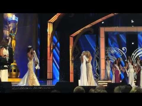 VIDEO #MissAmerica 2015 Kira Kazantsev's Crowning Moment