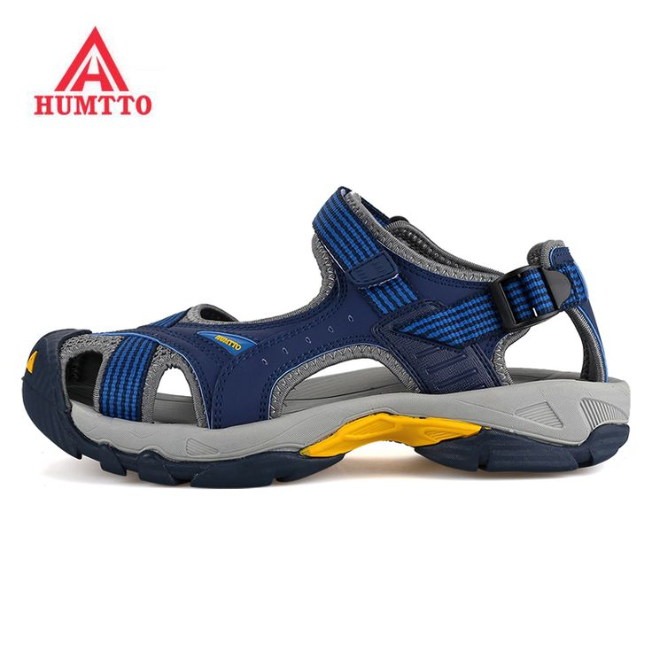 <b>HUMTTO Men's</b> Summer <b>Outdoor</b> Trekking <b>Hiking</b> Sandals Water ...