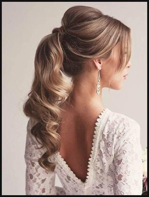 80 Schone Frauen Pferdeschwanz Frisuren Fur Lange Haare Haare