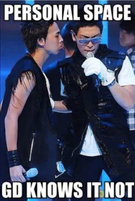 GD TOP ♡ #KPOP #FUNNY #BIGBANG