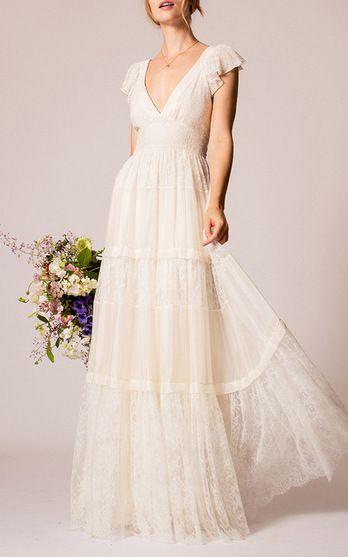 Temperley London Bridal Look 7 on Moda Operandi