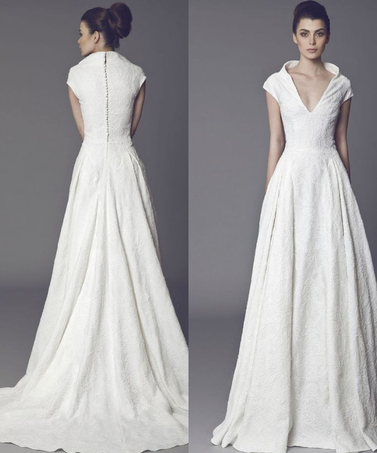 Tony Ward Wedding Dresses 2015 // The Singular  Bride