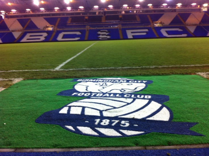 St. Andrew's. Home of Birmingham City Football Club. #BCFC