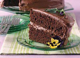 Gâteau mystère au chocolat