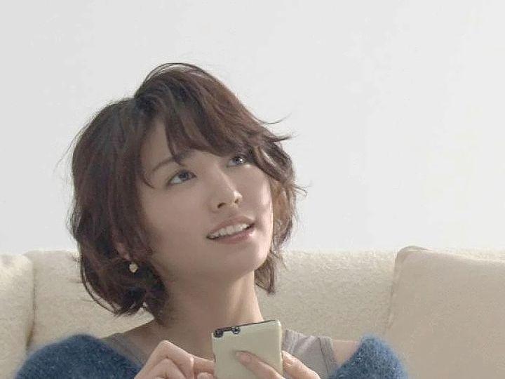 新垣結衣に恋してる:画像 #大人な雰囲気あらがきさん#この髪型のガッキー最高に似合ってて好き