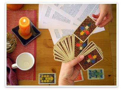 Celoroční kurz Tarotu