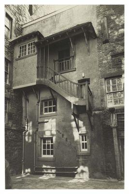 Riddle's Court, Lawnmarket, Edinburgh