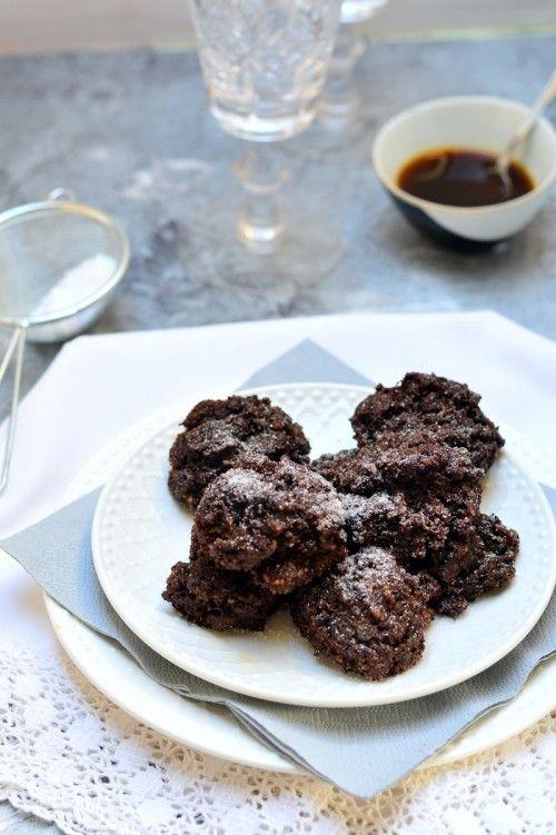 Kakaós-mandulás sütemény recept