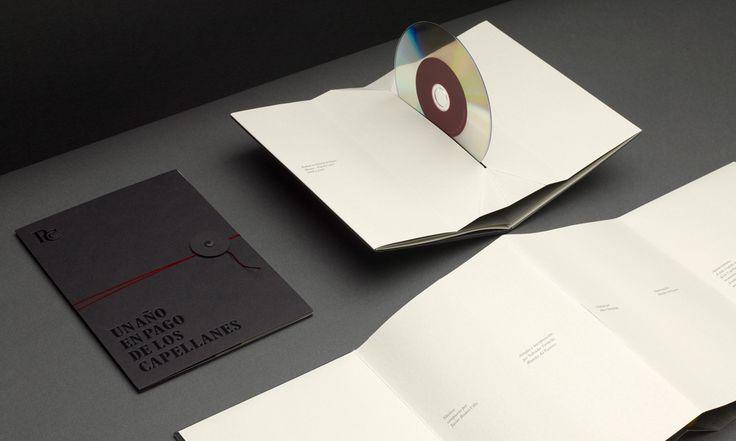 Un año en Pago de los Capellanes'  DVD Packaging