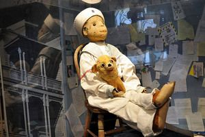 """Legendary """"evil"""" doll has been haunting the citizens of Key West for over 100 years"""