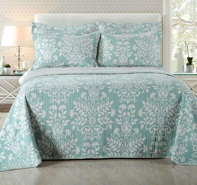 Vera Queen to King Bed Coverlet Set - Shop