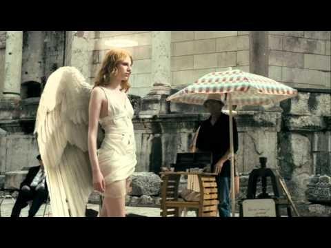 Axe 'Even angel will fall', Gp Creative Effectiveness 2012 al festival di Cannes