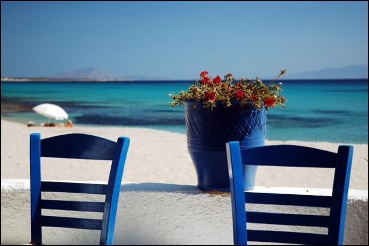 Παραλία Μικρή Βίγλα,Νάξος    Shore of Mikri Vigla, Naxos    TBoH