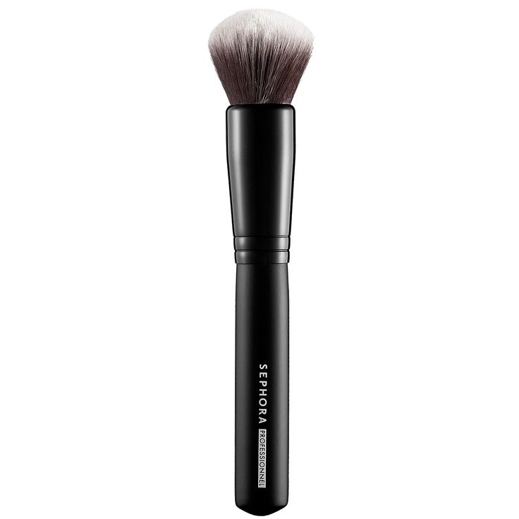 I use this for foundation & I love it. Classic Mineral Powder Brush #45: Face Brushes | Sephora
