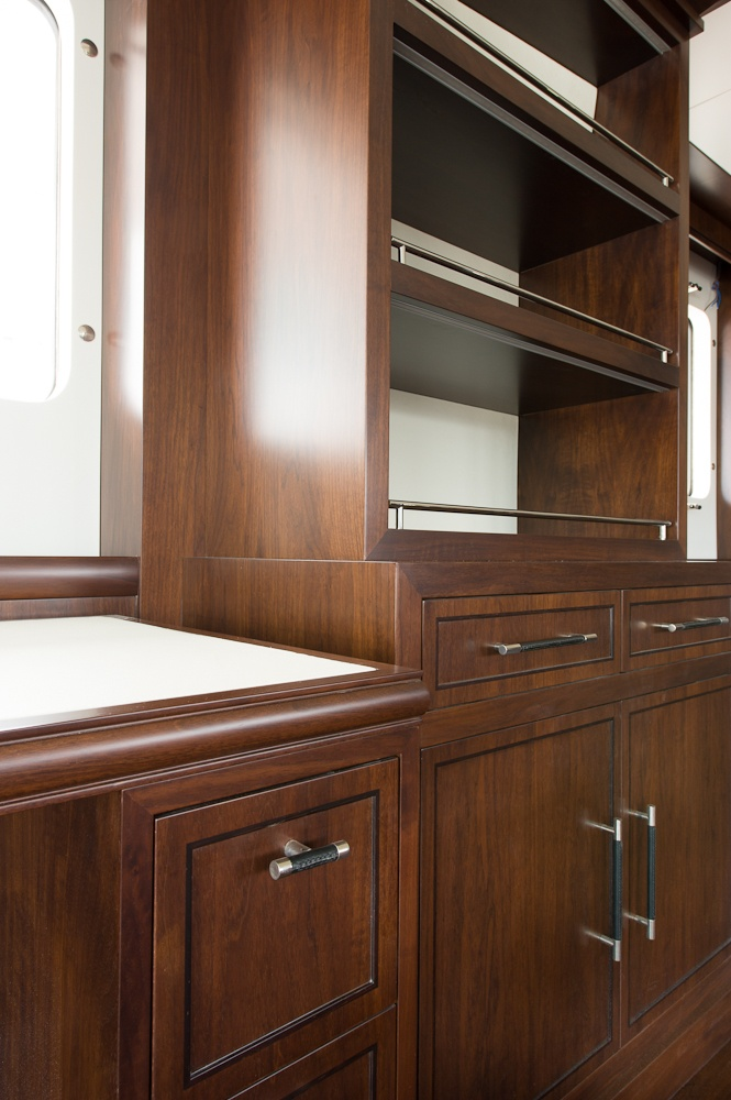 M/Y Ice Lady by BERLINE Fine Interiors