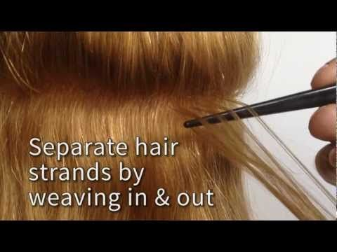 21 best images about hair on pinterest very short hair tape how to apply tape hair extensions tutorial locks bonds and re use seamless remy pmusecretfo Image collections