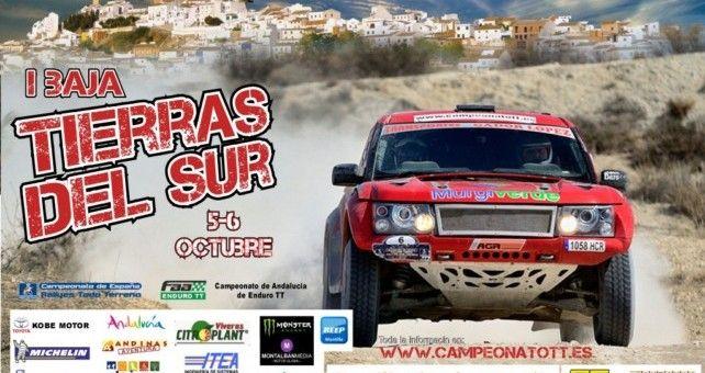 La primera edición del Rally Raid Tierras del Sur irrumpe con fuerza en la provincia de Córdoba, cuyo epicentro se situará en la localidad de Montilla los días 5 y 6 de octubre.