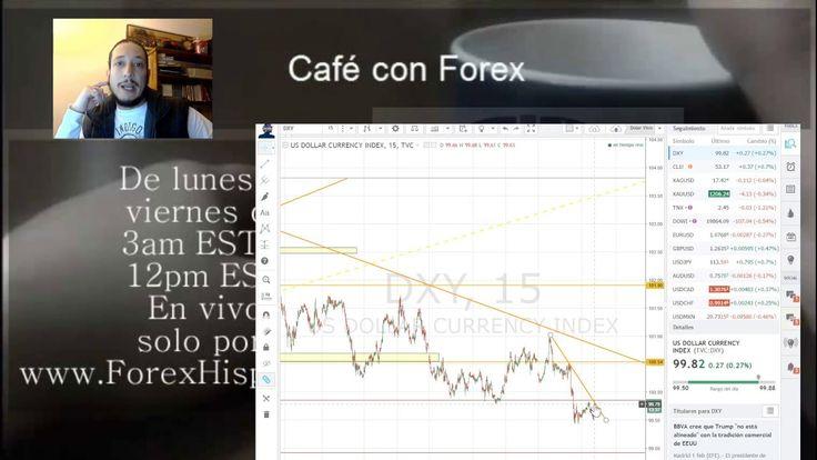 Forex con Café del 1 de Febrero del 2017