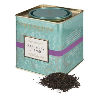 British Prime Minister Earl Grey gave his name to this hugely popular tea back in the 1830s, and ever since it has been thought of as a classic English afternoon tea. It is not a type of tea, but a flavour, made up of a simple black tea flavoured with aromatic and stimulating oil of bergamot.